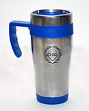 CFDD Travel Mug with Handle