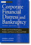 Corporate Financial Distress and Bankruptcy