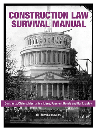 Construction Law Survival Manual - Revised (2019)