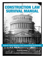 Construction Law Survival Manual - Revised (2017)