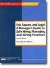 Fair, Square and Legal