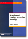 Planning and Leading Productive Meetings